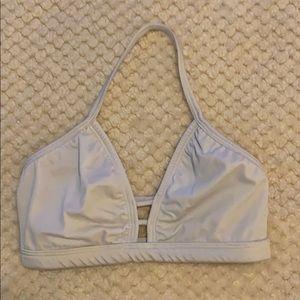 SeconSkin Dancewear Custom Top - white